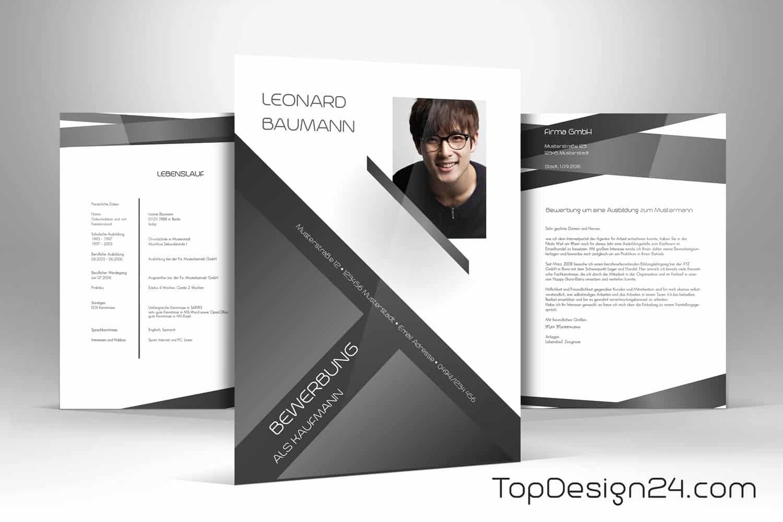individuelle bewerbung anschreiben muster – TopDesign24