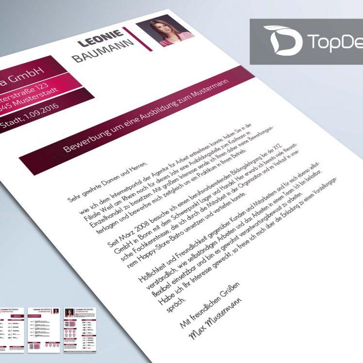 Bewerbungsvorlage-Anschreiben-topdesign24