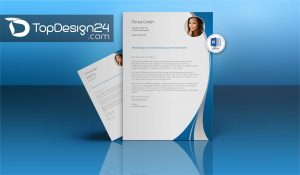 bewerbung design download