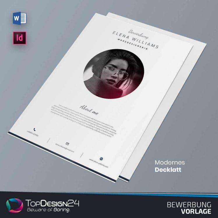 Bewerbung Deckblatt 2019 TopDesign24